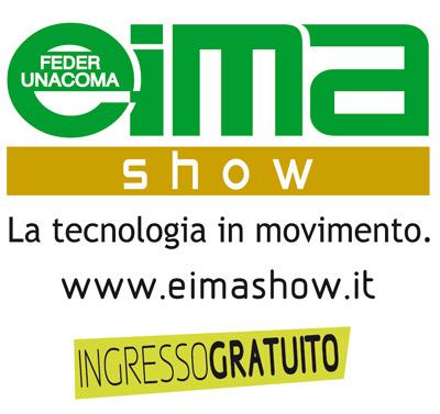 EIMA Show Umbria Macchine e attrezzature per l'agricoltura di precisione