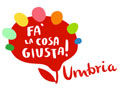 FA' LA COSA GIUSTA! UMBRIA dal 6 al 8 ottobre Umbriafiere Bastia Umbra